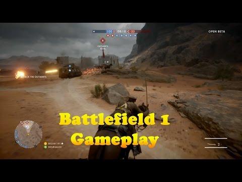 Battlefield 1 Drill Sgt. Gameplay