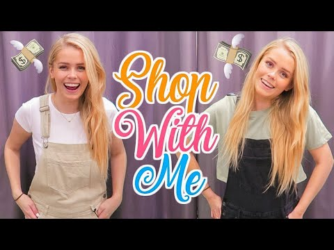 COME SHOPPING WITH ME & CUTE OUTFIT IDEAS!