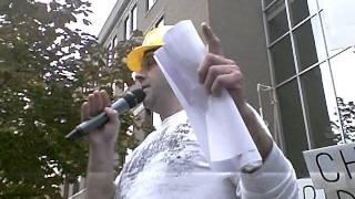 Mouvement Citoyen Manifestation 24 septembre Partie VIII