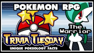 Pokeology Facts: Pocket Monsters RPG - The Cancelled Pokemon Game [Trivia Tuesday]
