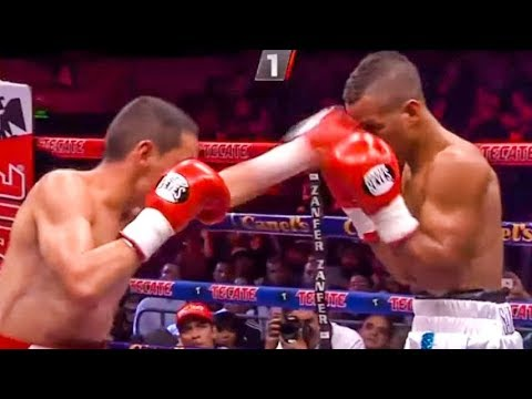 "Juan Francisco ""Gallo"" Estrada vs Anuar Salas Pelea Completa Tv Azteca"