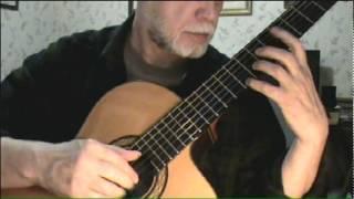 "Naruto - ""Alone"" by Toshiro Masuda (Fingerstyle Guitar)"