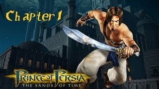 Prince of Persia - The Sands of Time: Chapter 1 - The Maharajah