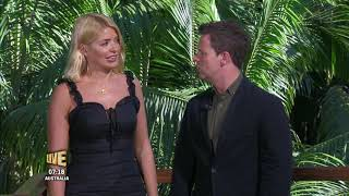 Holly Willoughby Sexiest Outfit Of I'm A Celebrity Get Me Out Of Here