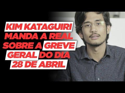 Kim Kataguiri fala o real motivo da greve geral do dia 28 de abril