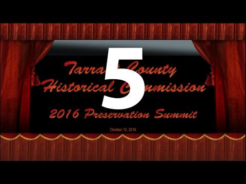 TCHC 2016 Preservation Summit - Part 5 - Presentation of Awards
