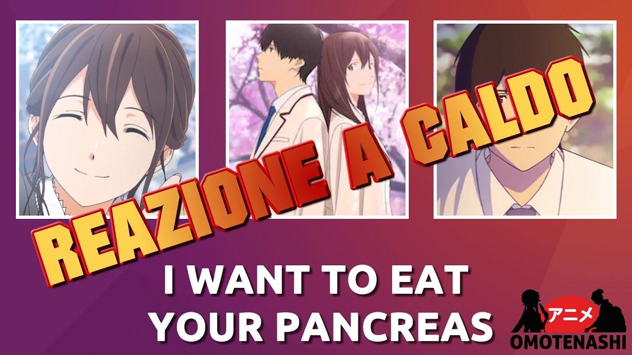 Voglio mangiare il tuo pancreas impressioni a caldo for Voglio mangiare il tuo pancreas recensione