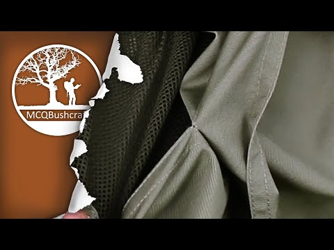 Bushcraft Clothing: Outdoor Clothing & Layering