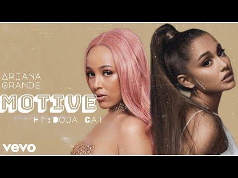 Download Ariana Grande, Doja Cat - motive (Official Video)