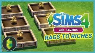 MONEY FOREST - Part 14 - Rags to Riches (Sims 4 Get Famous)