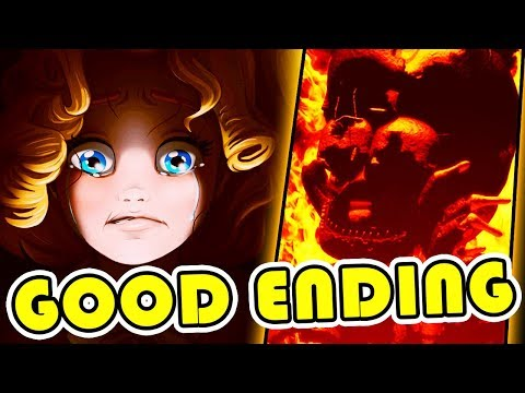 GOOD ENDING / ELIZABETH'S FINAL MOMENTS?! ~ FNAF 6 Freddy Fazbear's Pizzeria Simulator NIGHTS 5&6