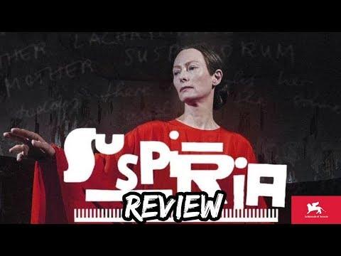 Suspiria Review Venice Film Festival 2018 //.thatmovieguyUK