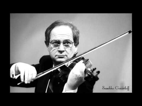 J.N. David - Violin Sonata (1963)