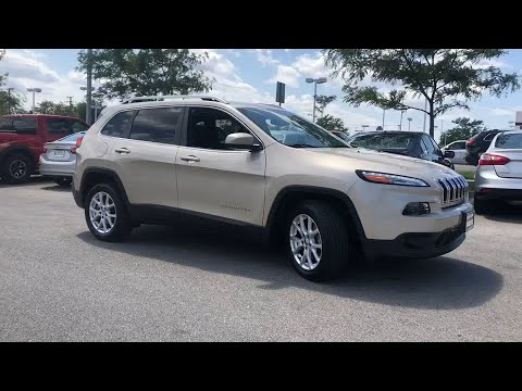 2015 Jeep Cherokee Pre-owned used near me Chicago, IL Area J4325A