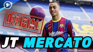 OFFICIEL : Sergiño Dest débarque au FC Barcelone | Journal du Mercato