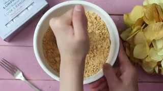 Messy Banana Caramel Pie | Butter Blocks | فطيرة الموز والكاراميل