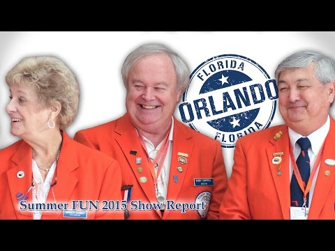 CoinWeek: New FUN President Reports on Summer Coin Convention 2015. VIDEO: 3:34.