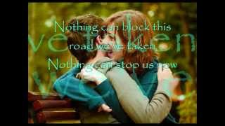 Nothing Can Stop Us Now ( with lyrics)  Rick Price