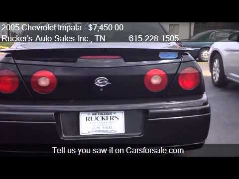 2005 chevrolet impala ss supercharged 4dr sedan for sale in youtube. Black Bedroom Furniture Sets. Home Design Ideas