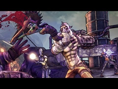 Borderlands 2 - Anthony Burch Walks Us Through Krieg the Psycho