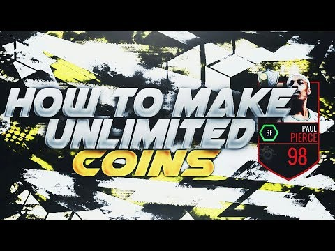 UNLIMITED NBA LIVE MOBILE COINS!!! THE BEST NBA LIVE MOBILE COIN MAKING METHOD EVER!!!