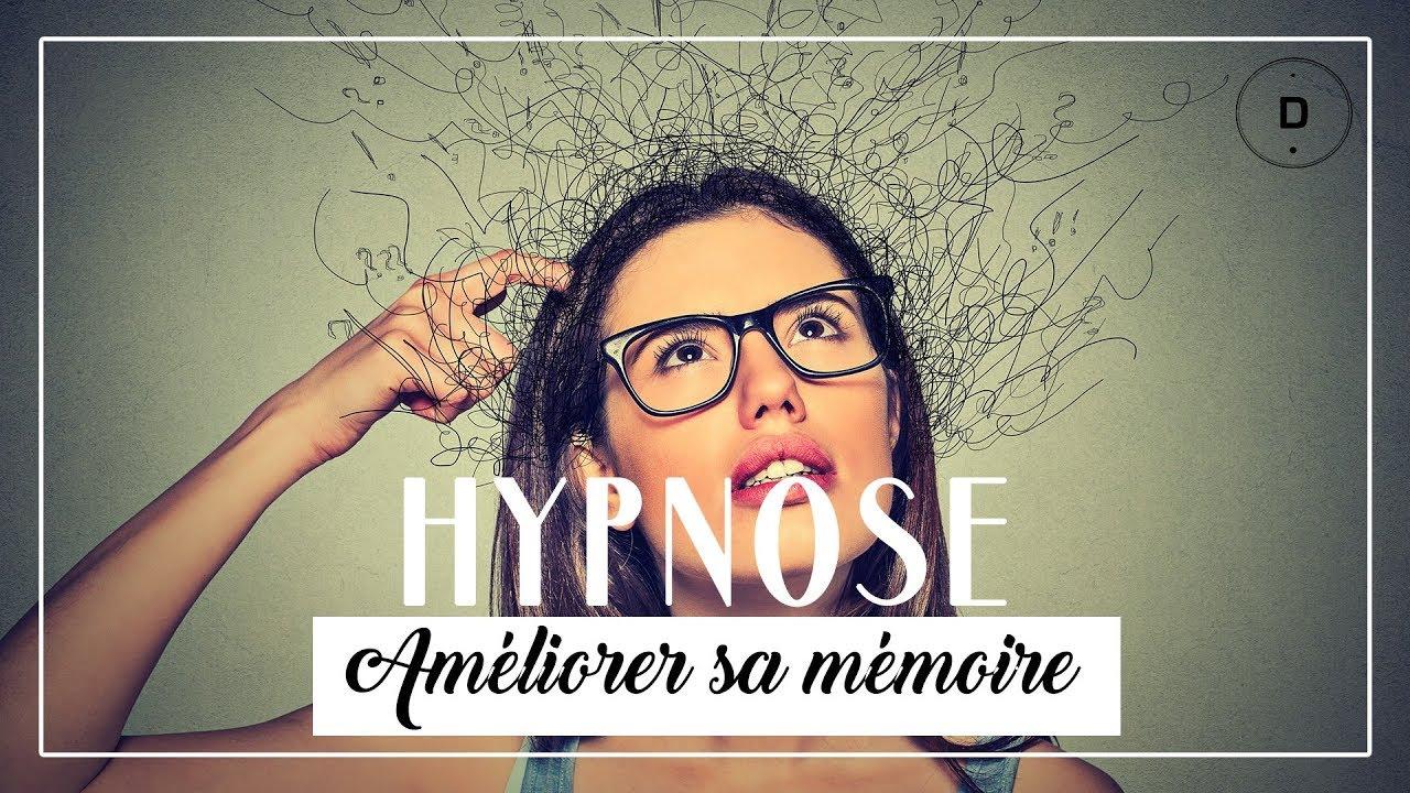 69475b3510 HYPNOSE – Améliorer sa mémoire (20 min) - YouTube