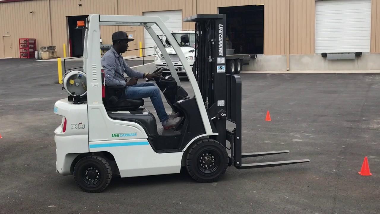 Forklift Training Austin Texas Youtube