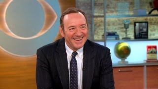 """Kevin Spacey on """"Clarence Darrow,"""" hosting Tonys, and """"House of Cards"""""""