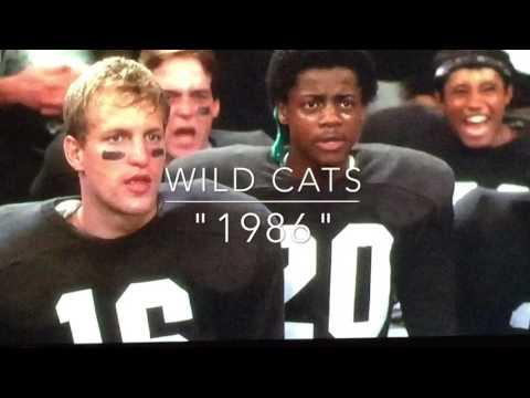 Let's go eat some p#$$y scene. Wild Cats 1986