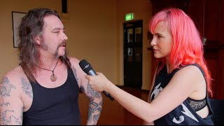 Matt Pike Interview 2016 (Part 1 of 2): High On Fire, Guitar Solos & Amazing Tattoos
