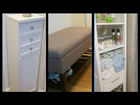 Nyc Room Tour Tips For Storage In Small Spaces Youtube