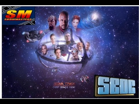 Star Trek Deep Space 9 Cast Panel London Film and Comic Con