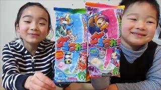 Repeat youtube video クラシエ知育菓子 グミつれた/Kracie ,edible candy, Gumi Tsureta (Gummy Candy)