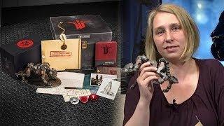 Wolfenstein: The New Order - Boxenstopp / Unboxing zur Panzerhund-Edition