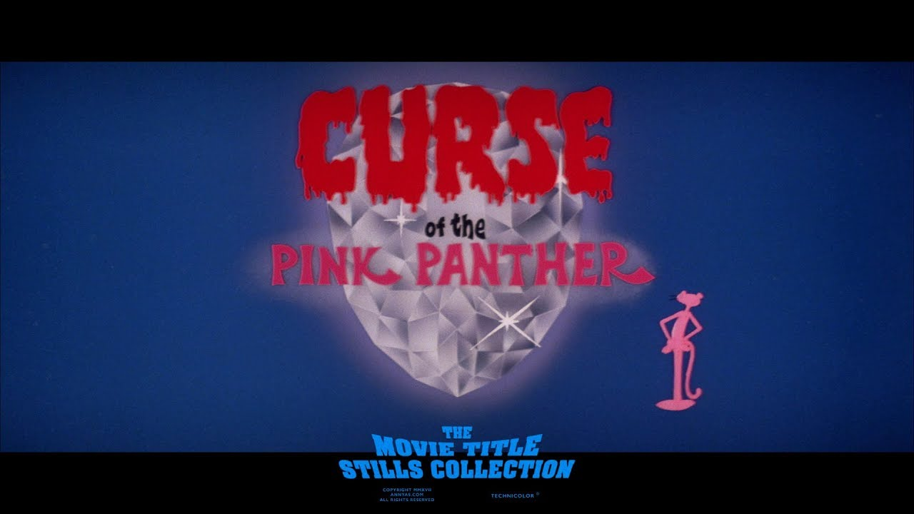 Download Curse of the Pink Panther (1983) title sequence