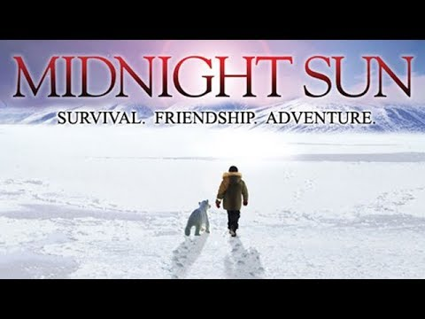Midnight Sun Eisbär
