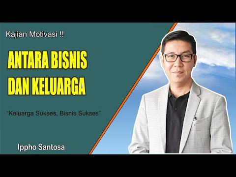 BISNIS & KELUARGA - IPPHO SANTOSA | Kajian Tauhid Masjid Istiqlal Jakarta [14-Jan-2018]