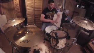 SallyDrumz - Blink-182 - She's Out Of Her Mind Drum Cover