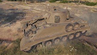 World of Tanks M4A2E4 Sherman 2050 DMG 1351 EXP - Province