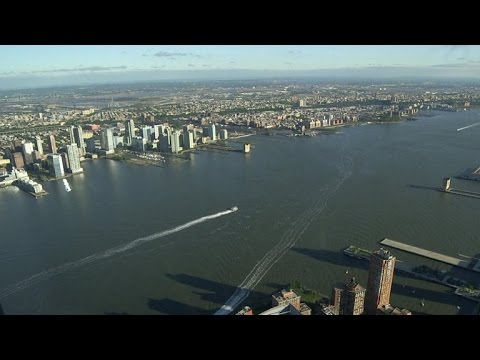 Take a tour of new One World Observatory