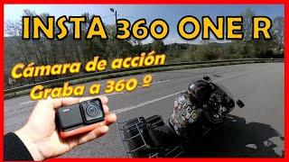 PROBANDO LA INSTA 360 ONE R