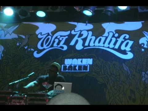 Wiz Khalifa Live in Charleston @ Music Farm