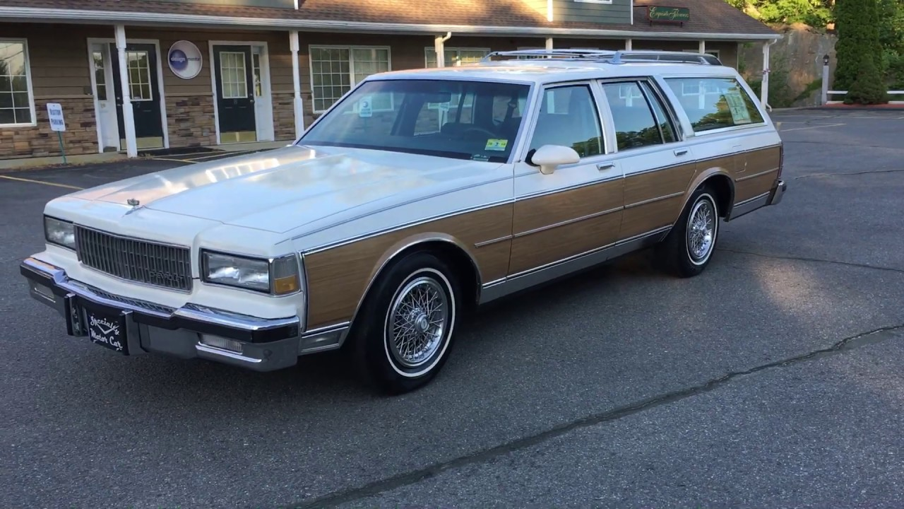 1990 chevrolet caprice estate wagon with 87k by specialty motor cars gm wagon family truckster youtube 1990 chevrolet caprice estate wagon with 87k by specialty motor cars gm wagon family truckster