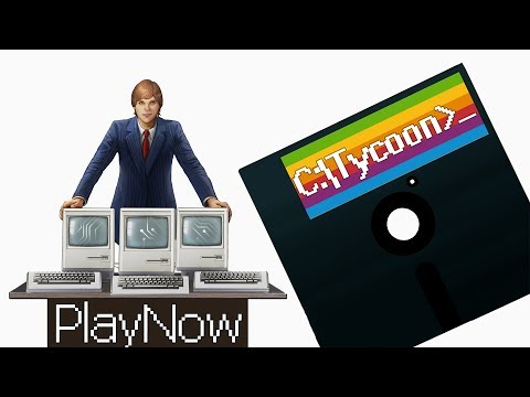 PlayNow: Computer Tycoon (Early Access) | PC Gameplay