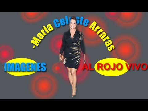 Maria Celeste ArrarasBellas Pictures of conductor of the  Al Rojo Vivo
