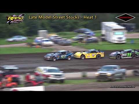 LMSS Heats - Rapid Speedway - 6/29/18