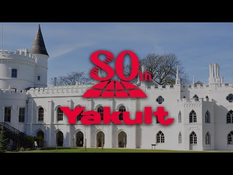 Yakult | 80th Anniversary Tea Party | Strawberry Hill House