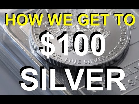 Here's How We Get To $100 Silver | Bill Murphy