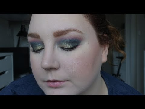 First impression  - Rustic glam by Dominique cosmetics thumbnail