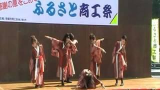 11/3文化の日壱岐でふるさと商工祭りが開催されました。 今回は吉田兄弟...
